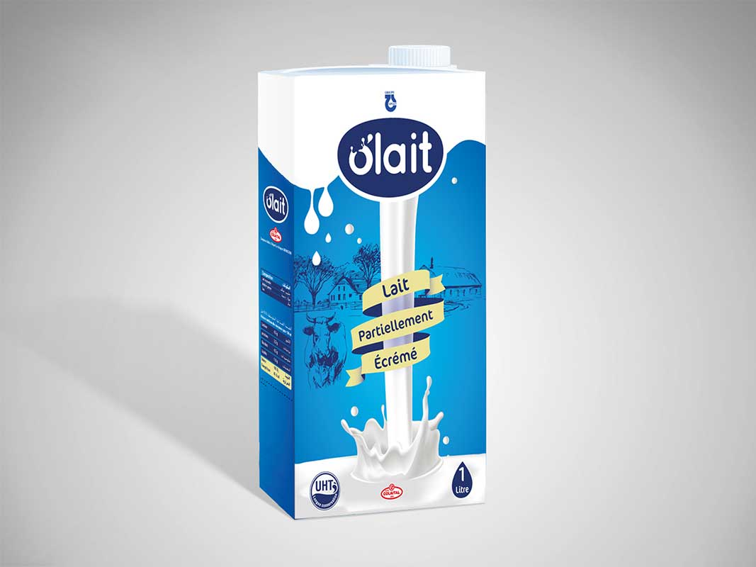 Colaital - Packaging O'lait [Fr]